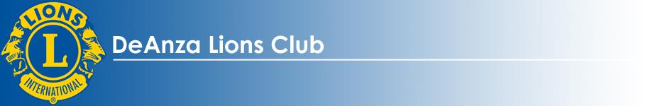 DeAnza Lions Club